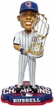Addison Russell (Chicago Cubs) 2016 World Series Champions Bobble Head by Forever Collectibles