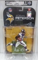 Adrian Peterson (Minnesota Vikings) NFL Series 18 McFarlane AFA Graded 9.0