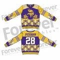 Adrian Peterson (Minnesota Vikings) NFL Ugly Player Sweater