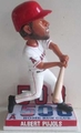 Albert Pujols (Los Angeles Angels) 500 Home Run Forever Collectibles Bobble Head