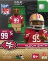 Aldon Smith (San Francisco 49ers) NFL OYO G2 Sportstoys Minifigures