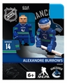 Alex Burrows (Vancouver Canucks): Gen1 NHL OYO Minifigure