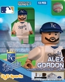Alex Gordon (Kansan City Royals) MLB OYO Sportstoys Minifigures G4LE