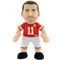 "Alex Smith (Kansas City Chiefs) 10"" NFL Player Plush Bleacher Creatures"