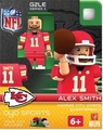 Alex Smith (Kansas City Chiefs) NFL OYO G2 Sportstoys Minifigures