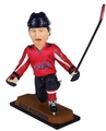 "Alexander Ovechkin (Washington Capitals) 2015 NHL Real Jersey 10"" Bobble Heads Forever Collectibles"