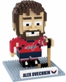 Alexander Ovechkin (washington Capitals) NHL 3D Player BRXLZ Puzzle By Forever Collectibles