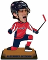 """Alexander Oveckin (Washington Capitals) 2015 NHL Real Jersey 10"""" Bobble Heads Forever Collectibles"""