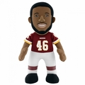 "Alfred Morris (Washington Redskins) 10"" NFL Player Plush Bleacher Creatures"