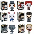 Alice Through the Looking Glass Complete Set (6) Funko Pop!
