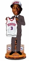 Allen Iverson (Philadelphia 76ers) #1 NBA Draft Pick Bobble Head #/500