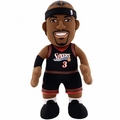 "Allen Iverson (Philadelphia 76ers) 10"" Player Plush NBA Bleacher Creatures"