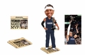 Allen Iverson (Philadelphia 76ers) MVP Newspaper Base NBA Legends Bobble Head