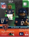 Alshon Jeffery (Chicago Bears) NFL OYO G2 Sportstoys Minifigures