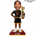 J.R. Smith (Cleveland Cavaliers) 2016 NBA Champions Bobble Head