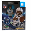 Andre Johnson (Indianapolis Colts) NFL OYO Sportstoys Minifigures G3LE