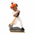 Adam Jones (Baltimore Orioles) 2015 Springy Logo Action Bobble Head Forever Collectibles