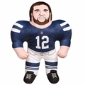 "Andrew Luck (Indianapolis Colts) 24"" NFL Plush Studds by Forever Collectibles"
