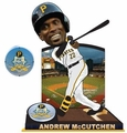 Andrew McCutchen (Pittsburgh Pirates) 2015 MLB Stadium Dirt Bobble Heads Forever Collectibles