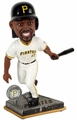 Andrew McCutchen (Pittsburgh Pirates) 2015 Springy Logo Action Bobble Head Forever Collectibles