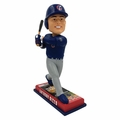 Anthony Rizzo (Chicago Cubs) 2016 World Series Game 2 Ticket Base Bobblehead