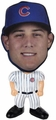 "Anthony Rizzo (Chicago Cubs) MLB 5"" Flathlete Figurine"
