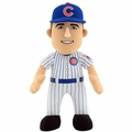 "Anthony Rizzo (Chicago Cubs) (Pinstripes) 10"" MLB Player Plush Bleacher Creatures"