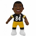 "Antonio Brown (Pittsburgh Steelers) 10"" Player Plush Bleacher Creatures"