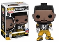 Antonio Brown (Pittsburgh Steelers) NFL Funko Pop! Series 3