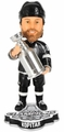 Anze Kopitar (Los Angeles Kings) 2014 Forever Collectibles Stanley Cup Champions Trophy Bobblehead