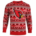 Arizona Cardinals 2016 Aztec NFL Ugly Crew Neck Sweater by Forever Collectibles