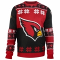 Arizona Cardinals Big Logo NFL Ugly Sweater