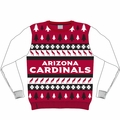 Arizona Cardinals NFL Ugly Sweater Wordmark