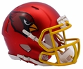 Arizona Cardinals Riddell Blaze Alternate Speed Mini Helmet
