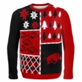 Arkansas Ugly College Sweater BusyBlock