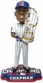 Aroldis Chapman (Chicago Cubs) 2016 World Series Champions Bobble Head by Forever Collectibles