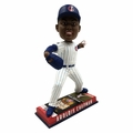 Aroldis Chapman (Chicago Cubs) 2016 World Series Game 5 Ticket Base Bobblehead