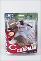Aroldis Chapman (Cincinnati Reds) MLB 32 Collector Level Gold CHASE #/350 McFarlane