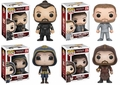 Assassin's Creed Movie Complete Set (4) Funko Pop!
