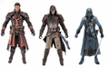 Assassin's Creed Series 4 Set of 3 (Arno Dorian, Shay Cormac, Eagle Vision Arno) McFarlane