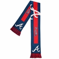 Atlanta Braves 2016 MLB Big Logo Scarf By Forever Collectibles