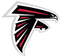 Atlanta Falcons 2016 NFL Big Logo Scarf By Forever Collectibles