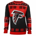 Atlanta Falcons Big Logo NFL Ugly Sweater