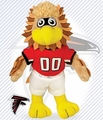 "Atlanta Falcons NFL 8"" Plush Team Mascot"