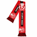 Atlanta Hawks 2016 NBA Big Logo Scarf By Forever Collectibles
