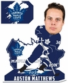 Auston Matthews (Toronto Maple Leafs) 2016 NHL Nation Bobblehead Forever Collectibles