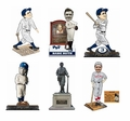 Babe Ruth (New York Yankees) 2014 Forever Collectibles Bobble Heads Complete Set (6)