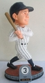 Babe Ruth (New York Yankees) Retired #3 2014 Forever Collectibles Bobble Head