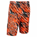 Baltimore Orioles MLB 2016 Repeat Print Polyester Shorts By Forever Collectibles