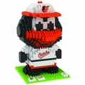 Baltimore Orioles MLB 3D Mascot BRXLZ Puzzle By Forever Collectibles
